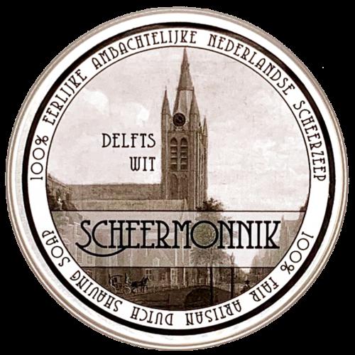 Delfts Wit Scheerzeep